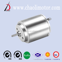 CL-RC260RA carbon-brush permanent magnet micro dc motor