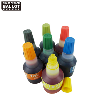 30ml 40ml election quick dry endorsing ink