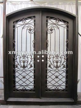 Amazing American Decorative Security Screen Door Grill Design