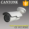 3MP TVI AHD camera Fixed lens bullet proof CCTV camera with Dual Voltage