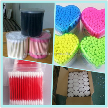 China Supplier!cotton Buds Making Machine! Medical Cosmetic Cotton ...