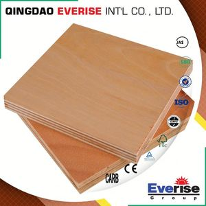 18mm Poplar Core Commercial Shuttering Film Faced Plywood