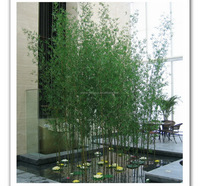 LS16072008 wholesale foshan manufacturer high imitated garden decorative artificial bamboo tree