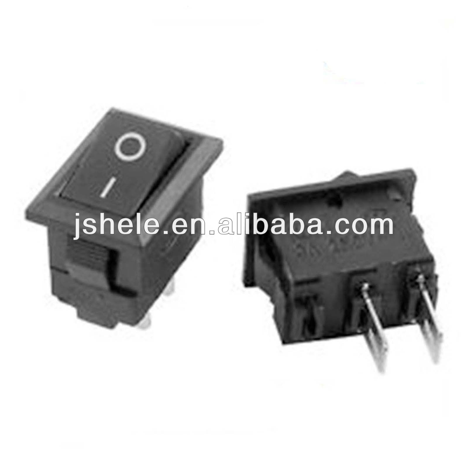 Mini Rocker Switch Black On Off Spst Single Pole Throw Buy Switches Onoff Illuminated Switchon Switchlamp Product