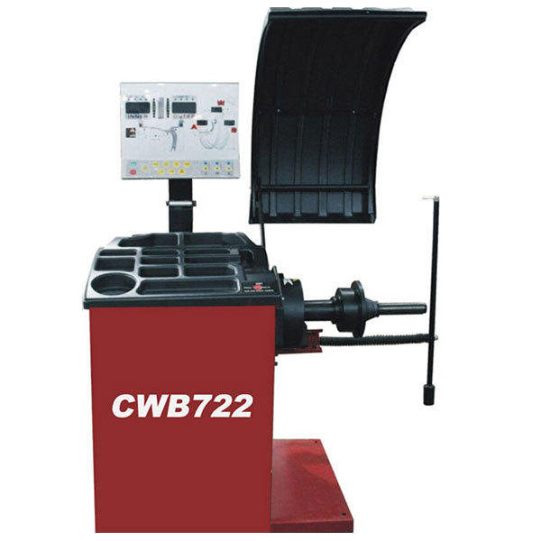 Mobile Wheel Balancer