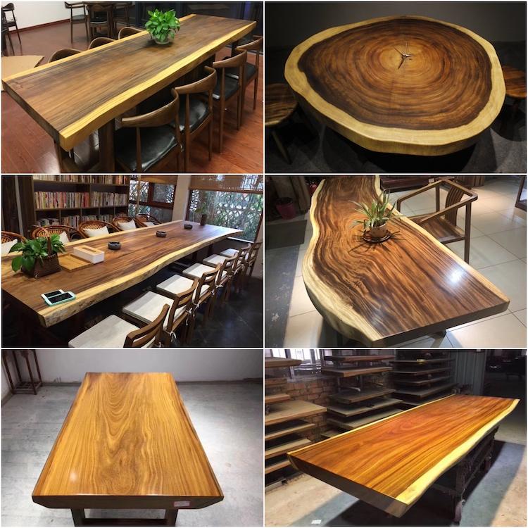 Narra Furniture Dining Table