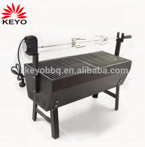 chicken machines rotisseri barbecue bbq grills electronic motor cyprus spit chicken meat roaster bbq grill