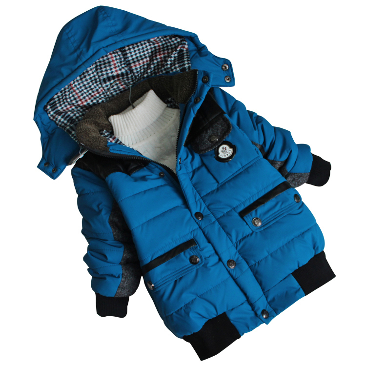 2988fd8e23856 Get Quotations · 2015 Winter Fashion High Quality Boys Winter Jackets Kids  Outerwear Children s Jackets Warm Winter Thick Cotton