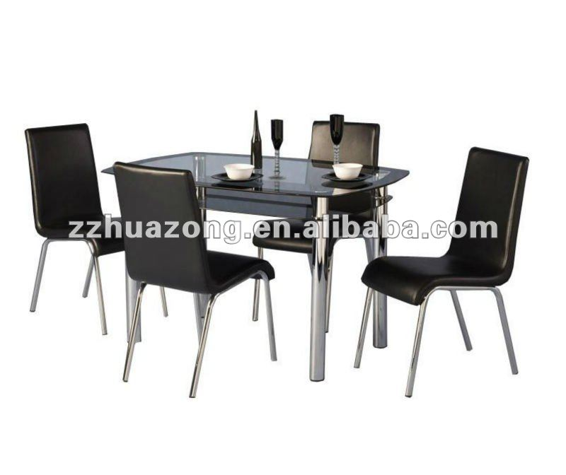 4 Seater Glass Dining Table, 4 Seater Glass Dining Table Suppliers And  Manufacturers At Alibaba.com