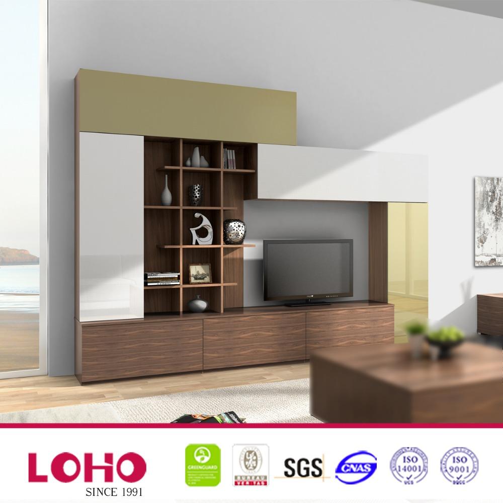 Furniture Wall Units Design Furniture Wall Units Design Suppliers  # Meuble Tv Plasma Design Divano