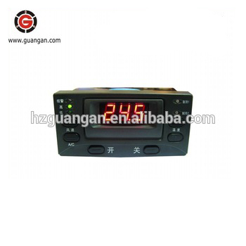automotive refrigeration controller / COACH AIR CONDITIONING CONTROL PANEL