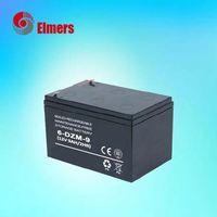 Most cost effective 6dzm9 scotter battery