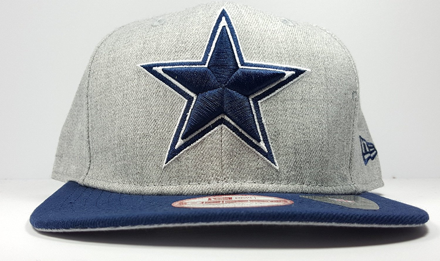 a43ab8a197f79 Buy Dallas Cowboys LOGO GRAND Gray SNAPBACK 9Fifty New Era NFL Hat   OSFM  in Cheap Price on m.alibaba.com