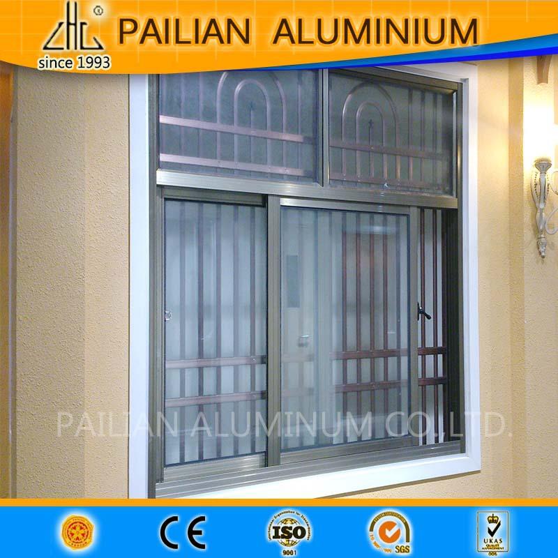 New Design Aluminium Mosquito Net Window /security Aluminium ...