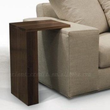 Marvelous Sofa Side Coffe/tea Table Couch Arm Table Tray