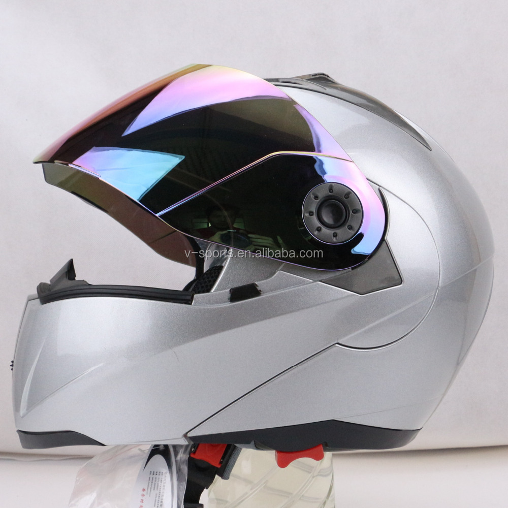 4df07106 Ilm Bluetooth Integrated Modular Flip Up Full Face Motorcycle Helmet