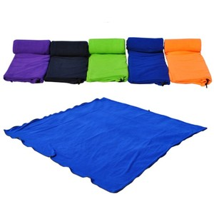 New Design Kids lightweight polar fleece heated sleeping bag for Spring & Summer