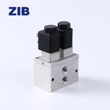 Series Normally Open Type 2position 4 way Diaphragm solenoid valve