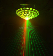 20W laser effect disco led rotating stage light