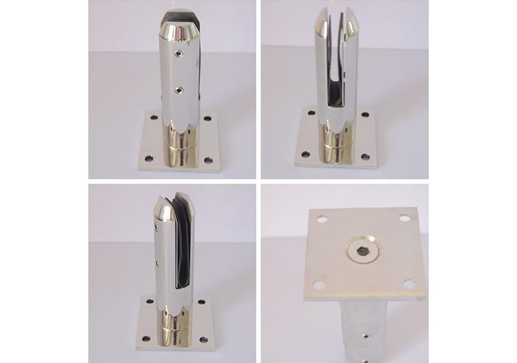 frameless mirror glass mounting hardware oval spigot buy. Black Bedroom Furniture Sets. Home Design Ideas