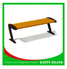 hot new design Chinese manufacturer factory directly Steel Backless Bench Street Furniture Metal Outdoor Furniture
