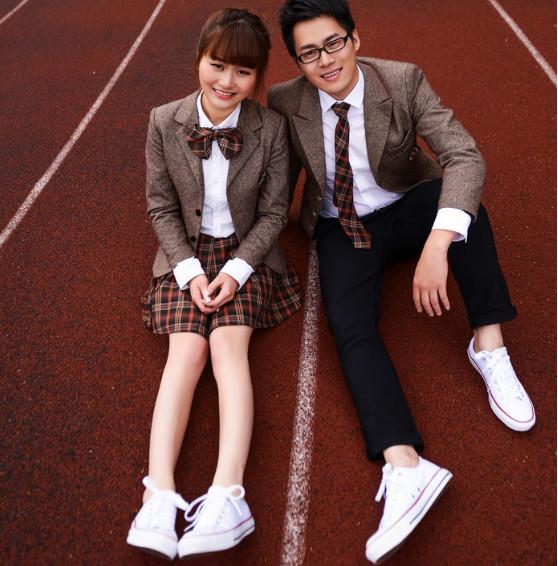Korean High School Uniforms,Hot Sale School Uniform