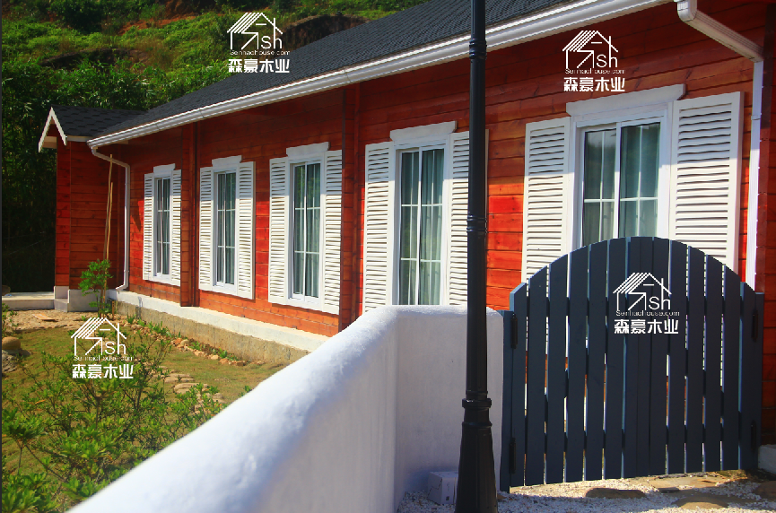 Taizhou Senhao Wooden Industry Co., Ltd. - holiday wooden house ...