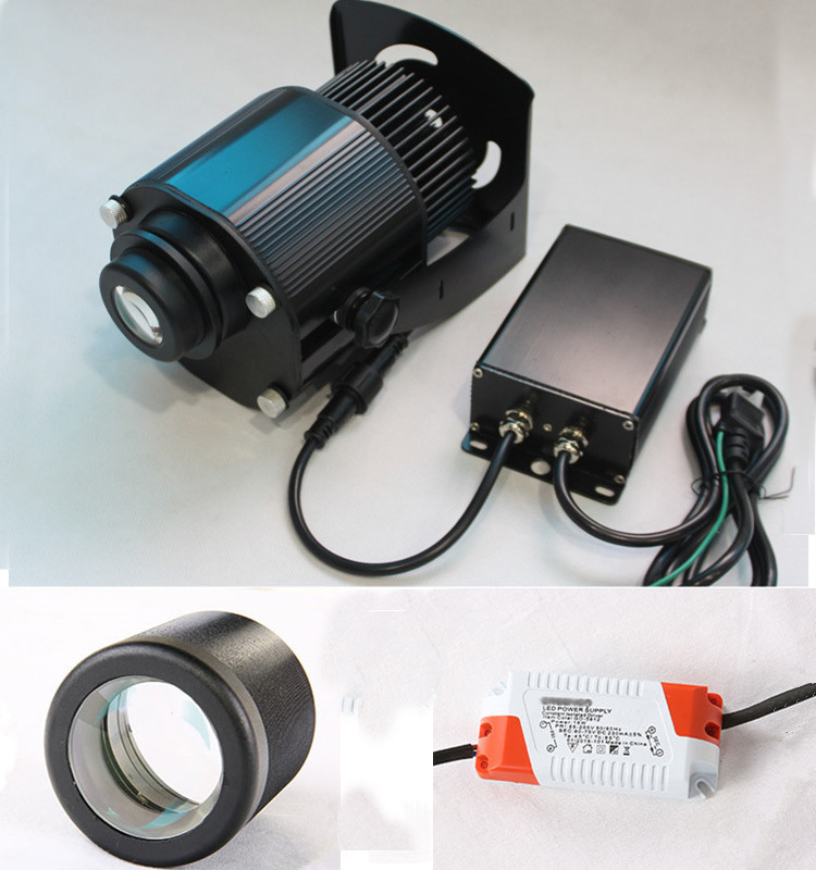30w hd led logo projector lamp for outdoor advertising