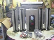 D Tech Home Theatre System New