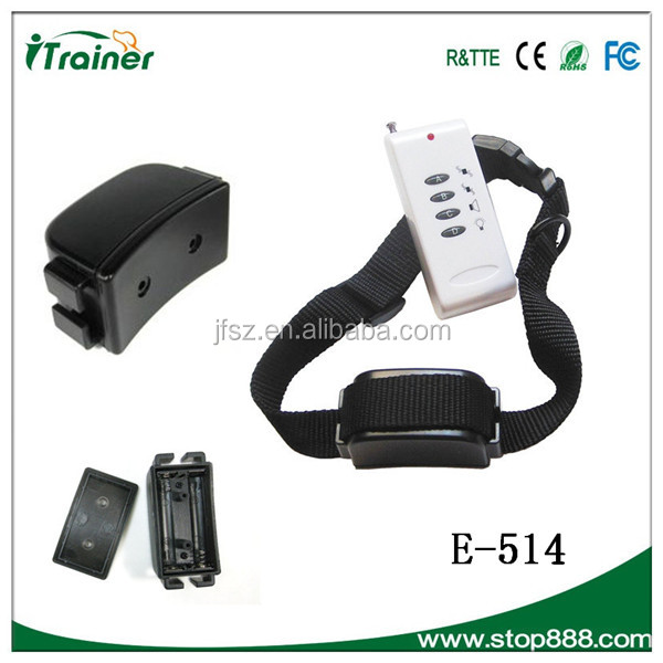 Electronic dog training collars E-154 Remote Control Pet Trainer New design