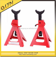 High Quality CE GS Approved 2-12 Ton Adjustable Jack Stand/Car repair tools/air bumper jack stand