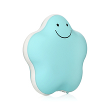 2018 Lucky star shape cute design recharge power bank mini portable hand warmer