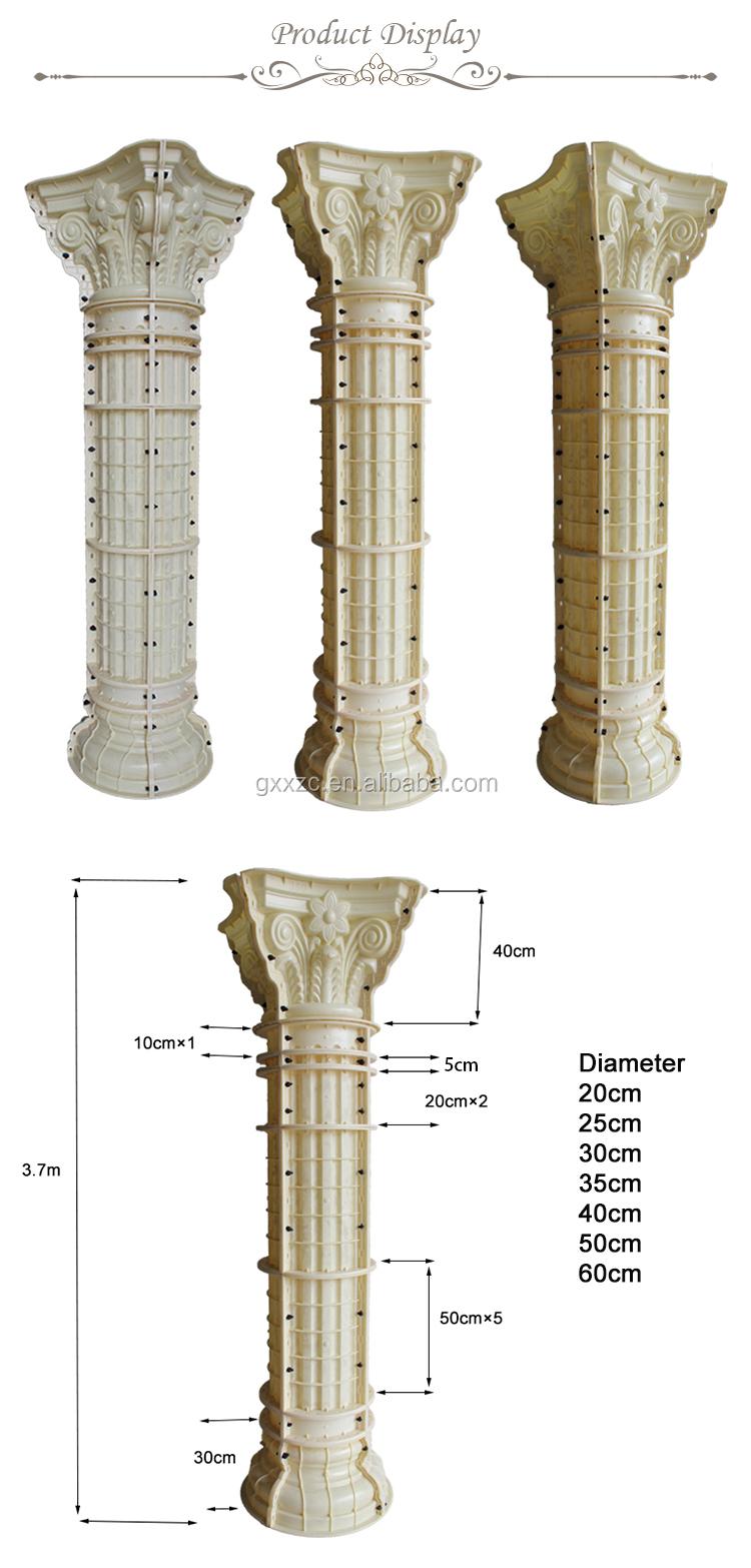 Форма для колонн из бетона купить пластификатор для бетонных смесей что это
