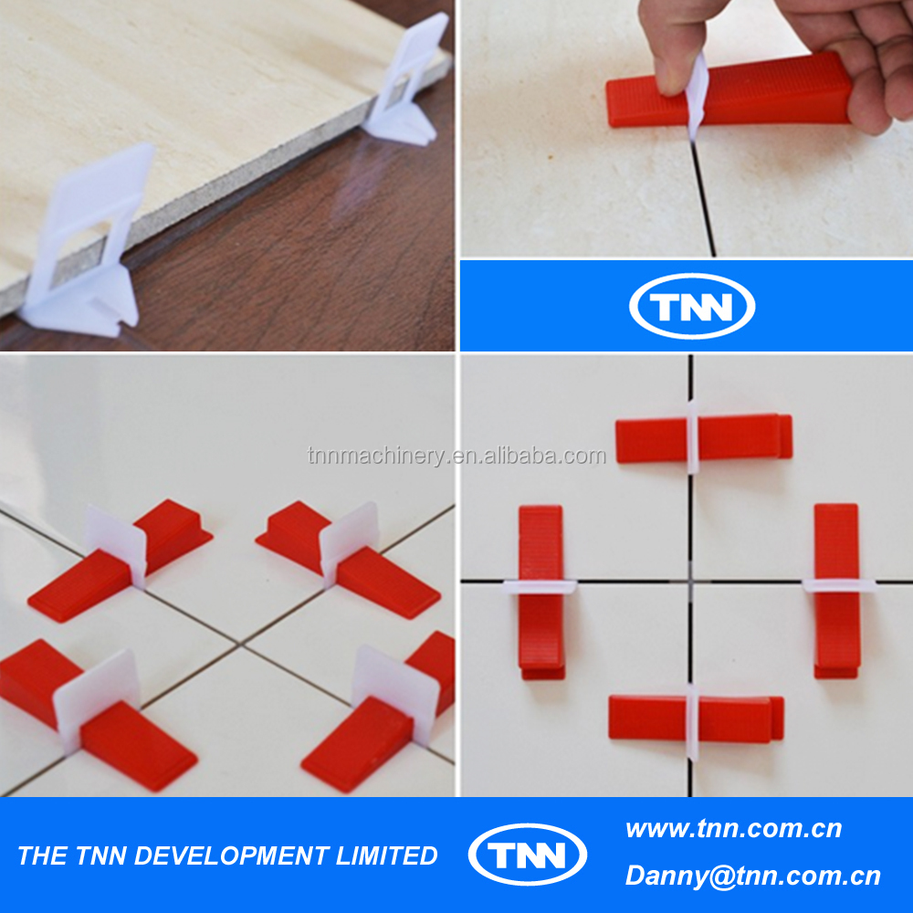 #4 red good top quality tile leveling clips manufacturer