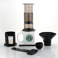 High Quality Coffee & Espresso Maker Press Fast Filter Coffee Machine