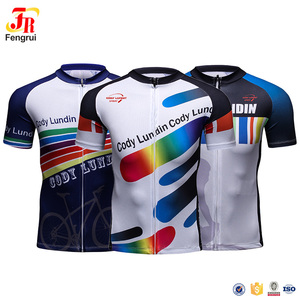 Custom Sublimation Printed Mens Crane Bike Wear Coolmax Short Sleeve Cycling  Jersey T Shirt 6c79de7d1