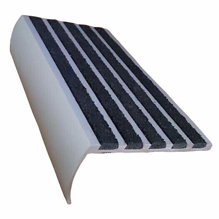 Anti Slip Indoor Rubber Stair Nosing For Carpet Buy Anti