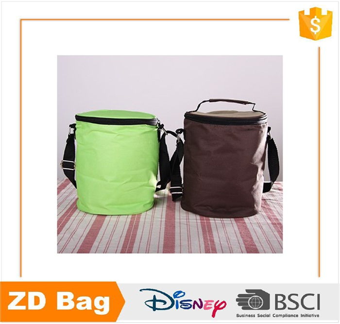 oxford waterproof thermal insulation lunch bag school lunch zip lock bags for teenagers