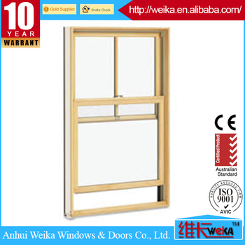 American market single hung window with cheap price