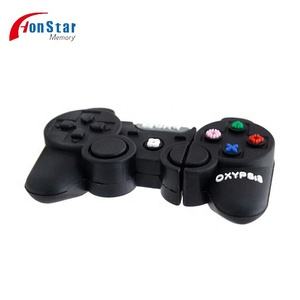 Customized Pvc Gamepad Shape Usb Flash Drive/16Gb Usb Pendrive