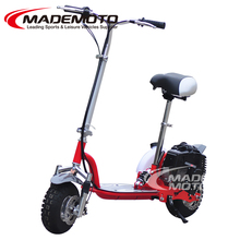 cheap 2 wheel gas scooter stand up with gas scooter kit