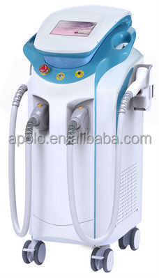 Apolomed most powerful diode laser hair removal machine for underarm and bikini laser hair removal