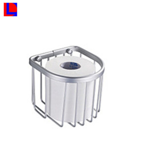 Aluminum soilet paper basket profile with high quality