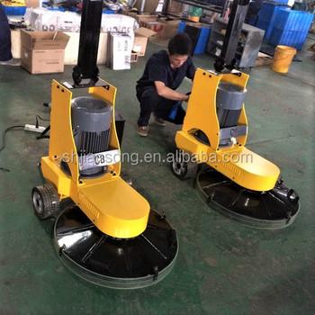 C8 High Speed Burnisher Floor Buffing Machine