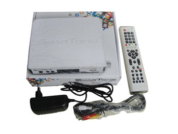Hd Receptor Smartone S500 Support Free Iks & Sks & Wifi & Youtube In Stock  - Buy High Quality Tocomsat,Or Satellite Digital Receiver,Tocomsat Phoenix