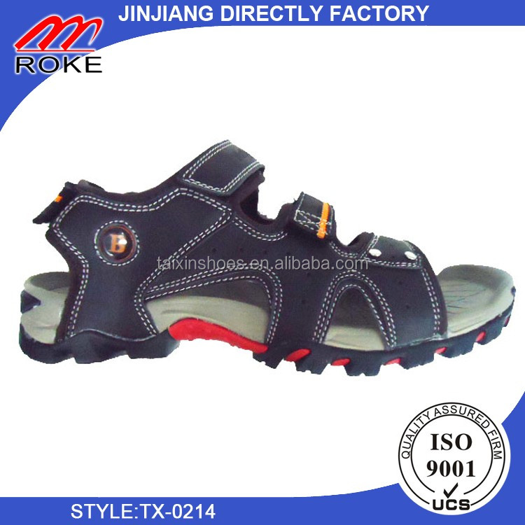 Hot Sale Sports Sandals for Men Beach Sandal Shoes From Directly Factory