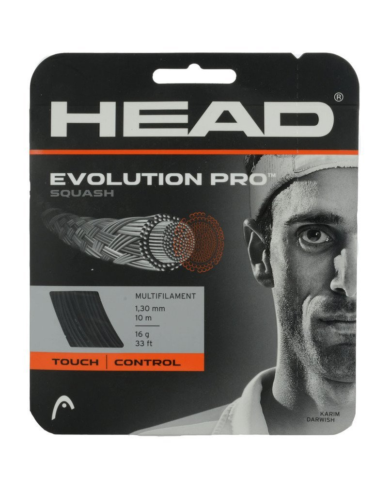 Head Evolution Pro 16 Gauge Squash String