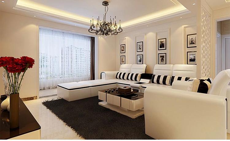 2015 Latest Living Room Sofa Modern Design
