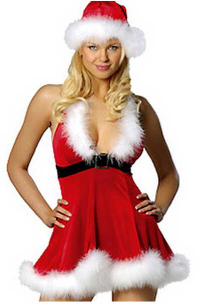 Answer, matchless adult womens christmas costume
