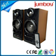 wooden exclusive big active hi-fi bluetooth 2.0 multimedia speaker system